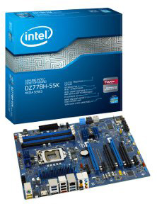 Intel Desktop Board DZ77BH-55K