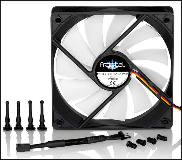 Fractal Design Silent Series R2 120mm Fan