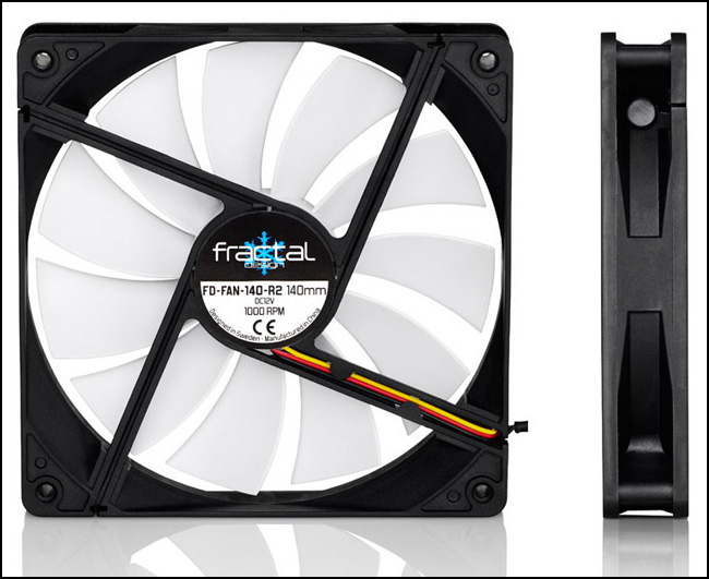 Fractal Design Silent Series R2 140mm Fan