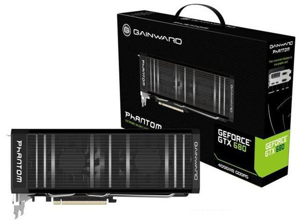 Gainward GeForce GTX 680 Phantom 4GB GDDR5