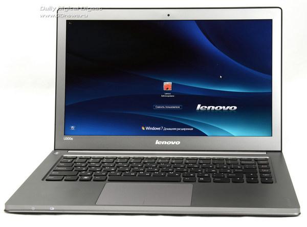 Ультрабук Lenovo IdeaPad U300s: главное — это автономность ...