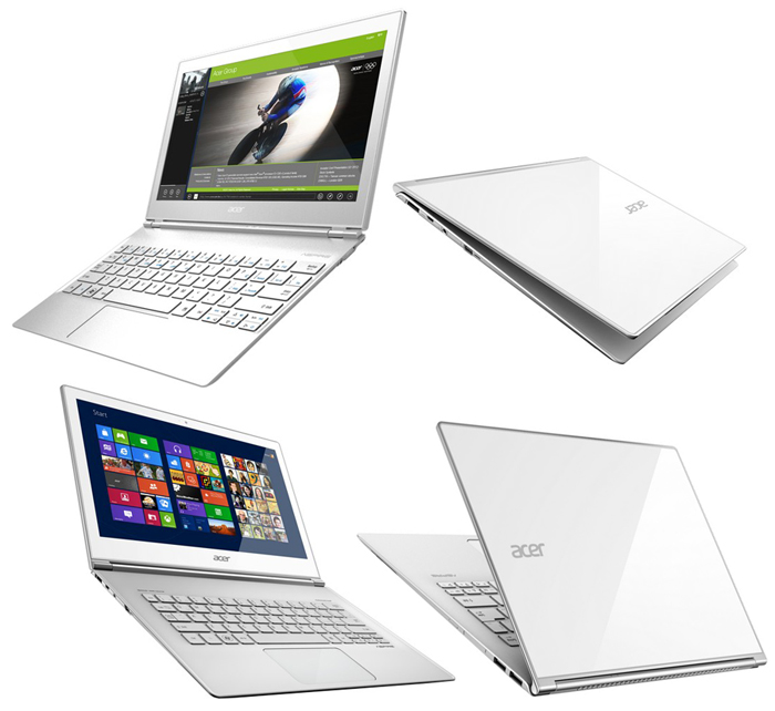 Acer Aspire S7 Series