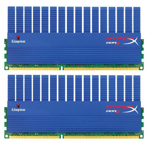 Kingston HyperX Series DDR3-2666 Memory Modules