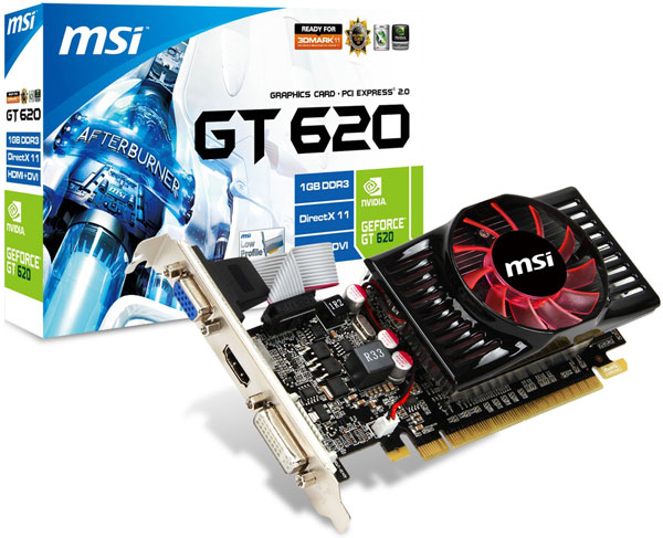 MSI N620GT-MD1GD3-LP