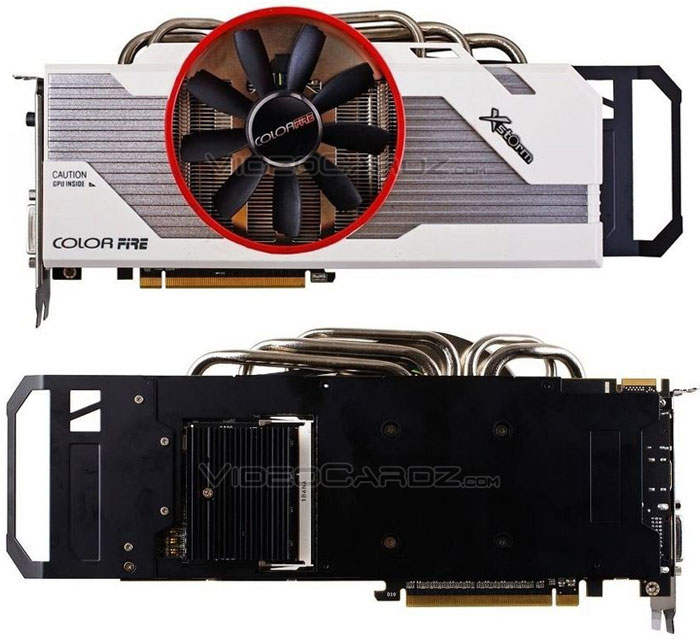 ColorFire Radeon HD 7870 XStorm