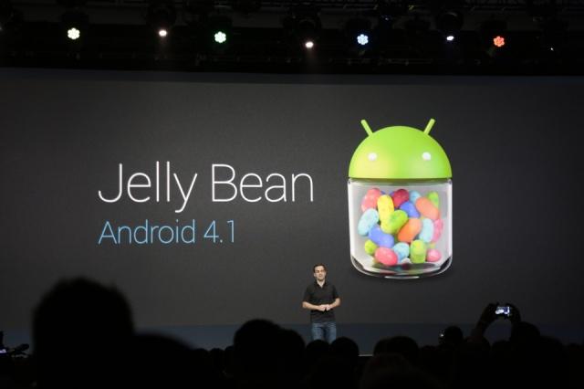 Google выпустила полную версию Jelly Bean SDK