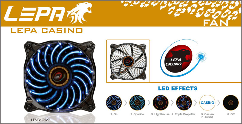 LEPA CASINO Series