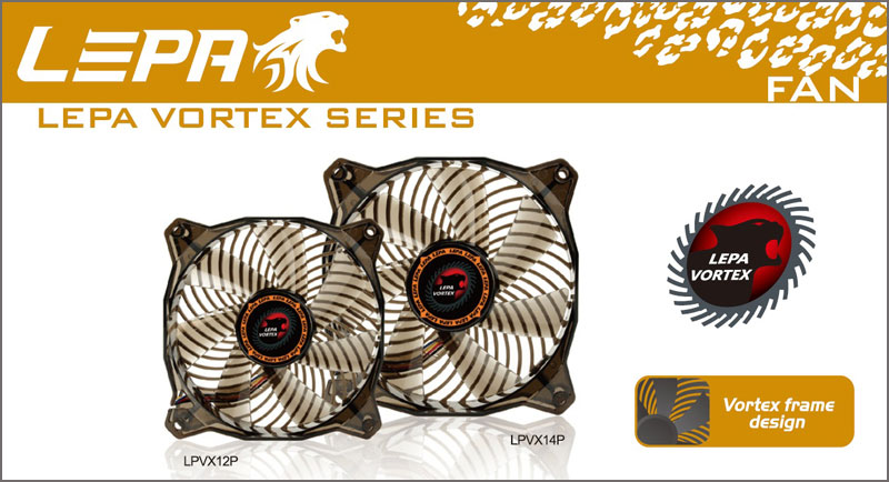 LEPA VORTEX Series
