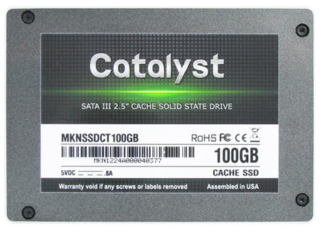 Mushkin 100GB Catalyst Cache SSD