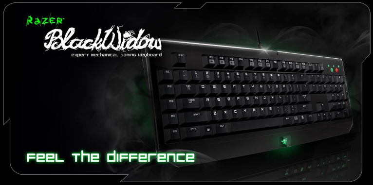 Razer BlackWidow 2013 Edition