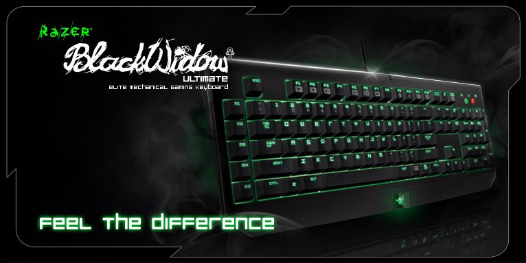 Razer BlackWidow Ultimate 2013 Edition