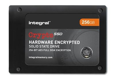 Integral Crypto SSD