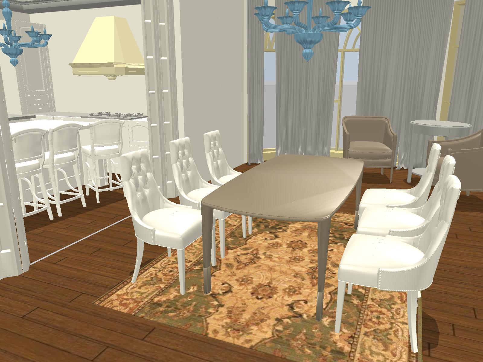 sweet home 3d готовые проекты домов