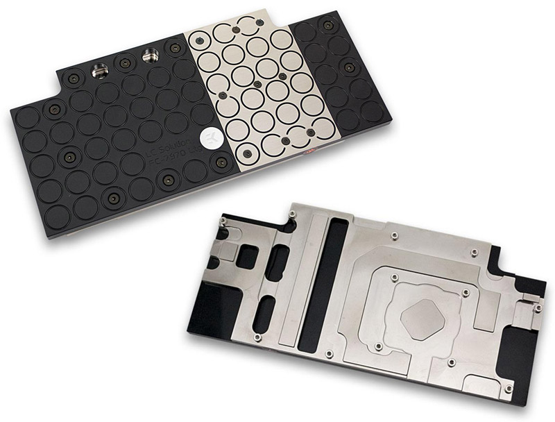 EK Water Blocks EK-FC7970 Lightning - Acetal+Nickel