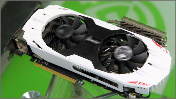 Colorful iGame GTX 660 Ti ARES X
