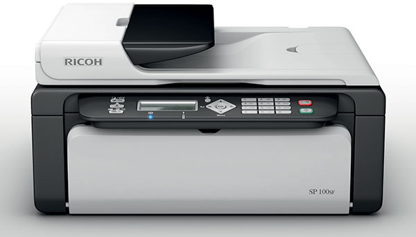 RICOH AFICIO SP 100 WINDOWS 10 DRIVERS DOWNLOAD
