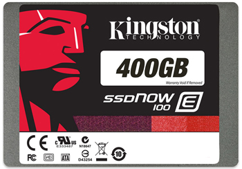 Kingston SSDNow E100 SSD