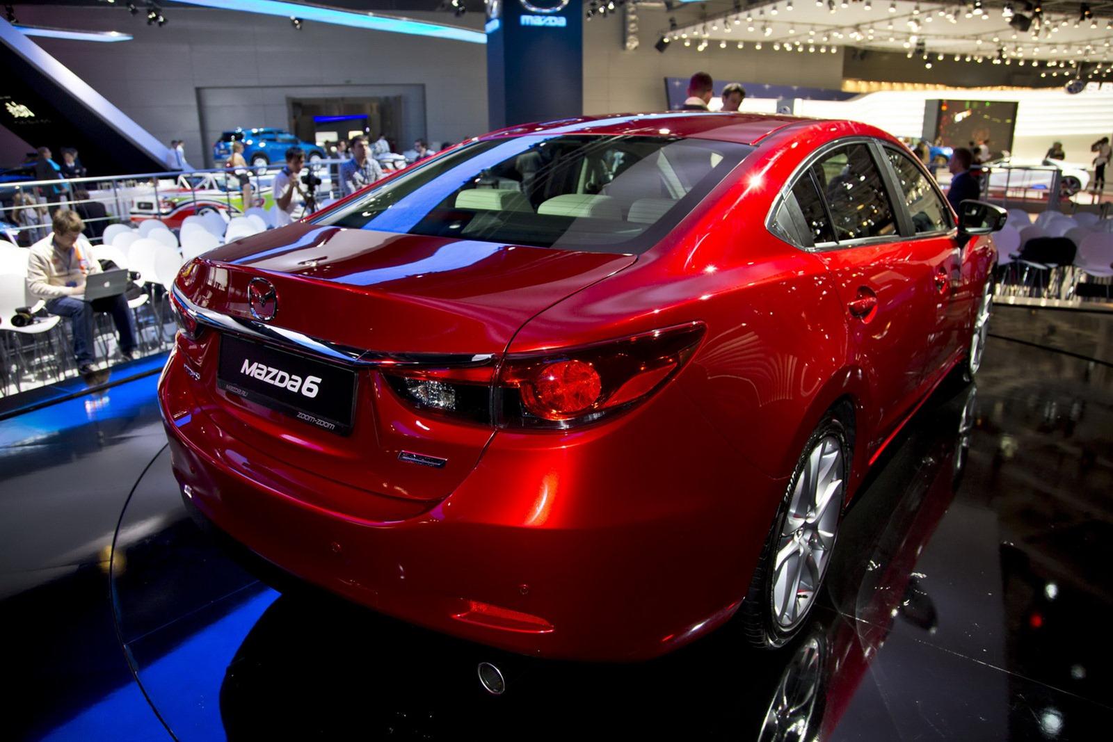 Автомобили Mazda Мазда  Продажа Цены Отзывы Фото