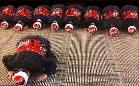 7d835617 Coca-Cola – самый популярный бренд в сети Facebook