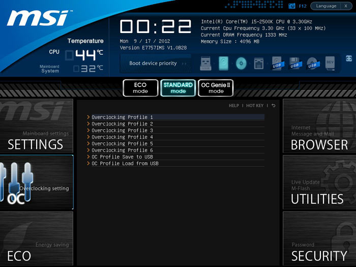 MSI Z77A-GD80 Profile