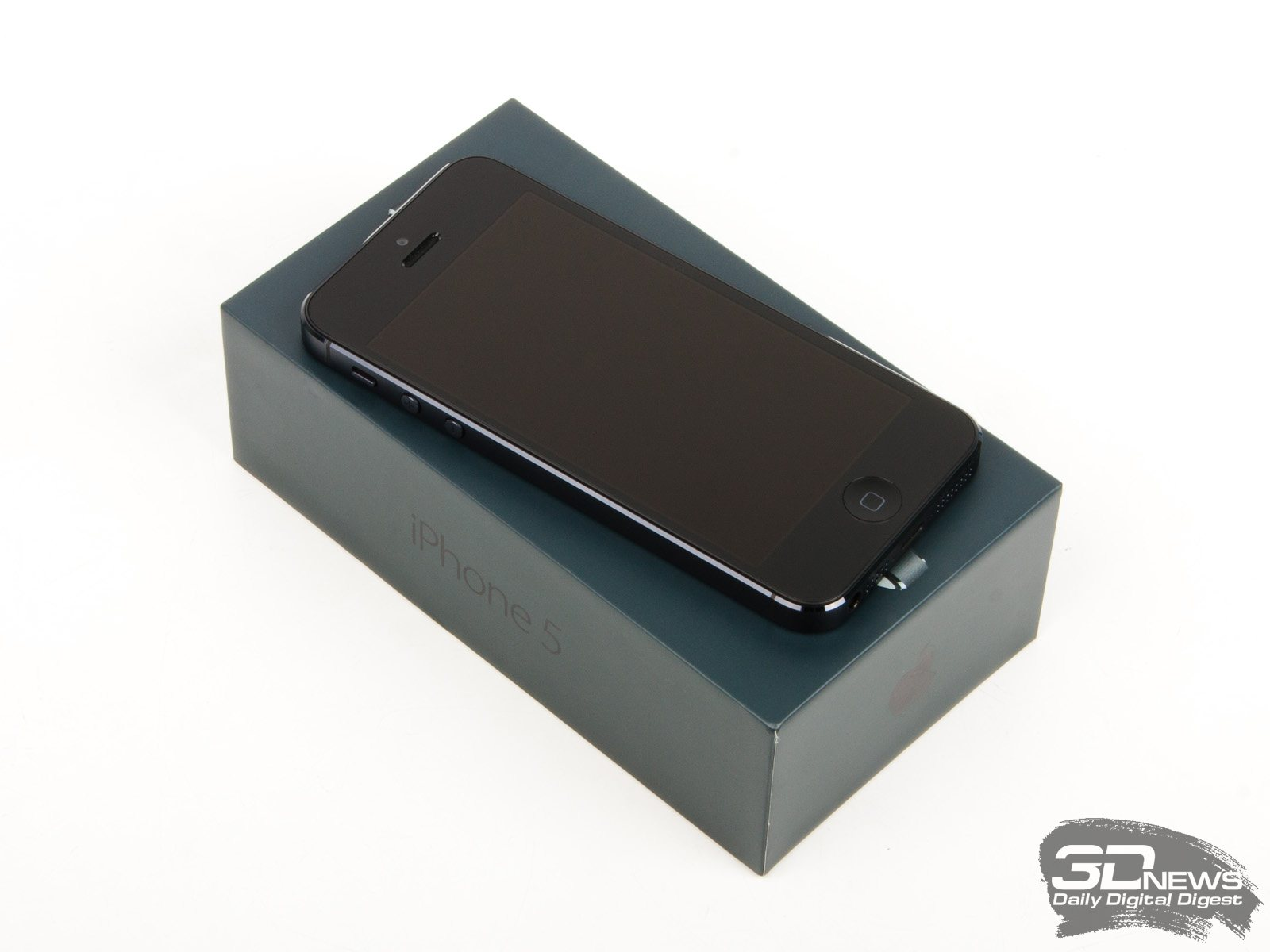 презентация the new iphone 2012