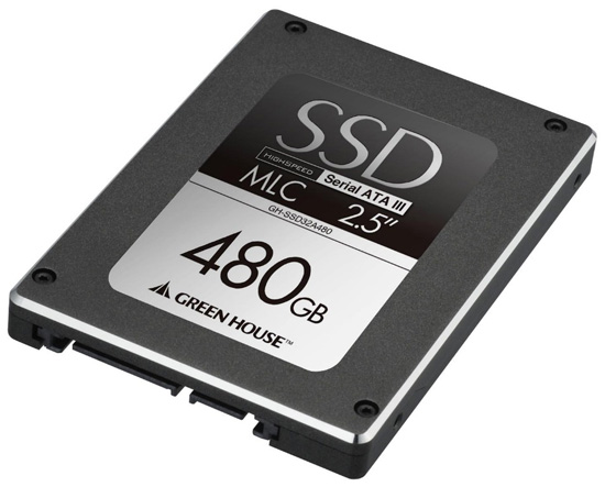 Green House GH-SSD32A Series SSD