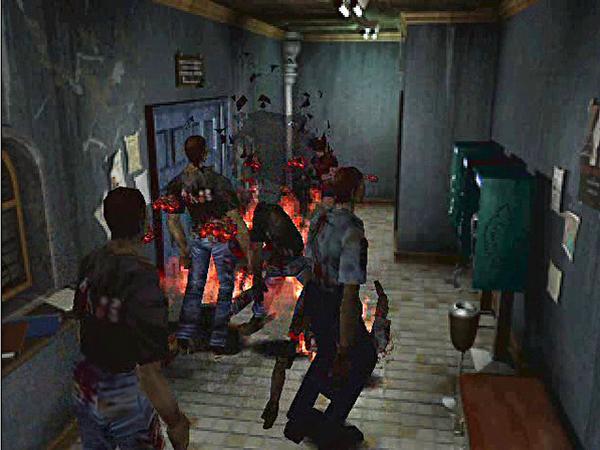 скачать игру resident evil 1 через торрент на компьютер бесплатно 1997