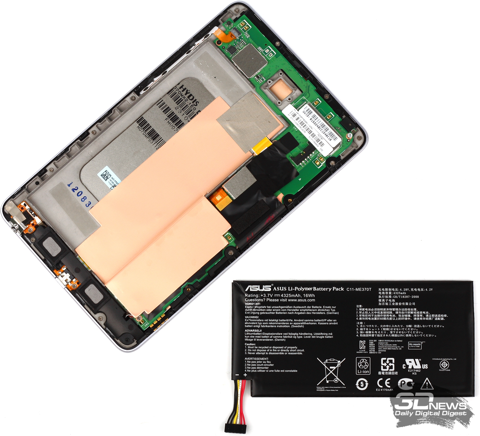 Asus Google Nexus 7 Circuit Diagram 9 Hd