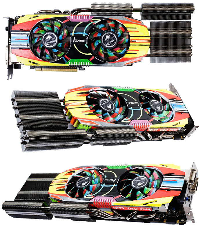 Colorful iGame GTX 660 Ti WCG 2012 Edition