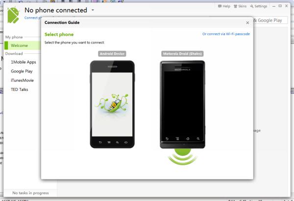 Удаленное управление android с компьютера через гугл