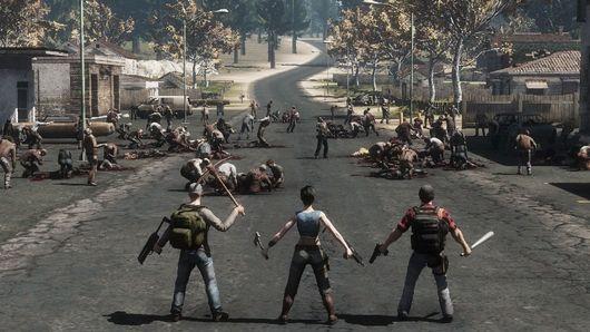 скачать через торрент игру The War Z через торрент - фото 2