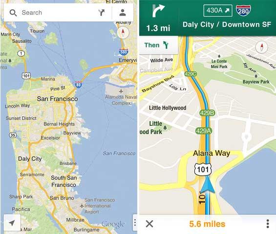 приложение гугл мапс скачать - фото 10