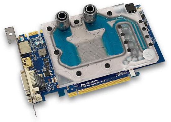 EK Water Blocks EK-FC660 GTX - Nickel