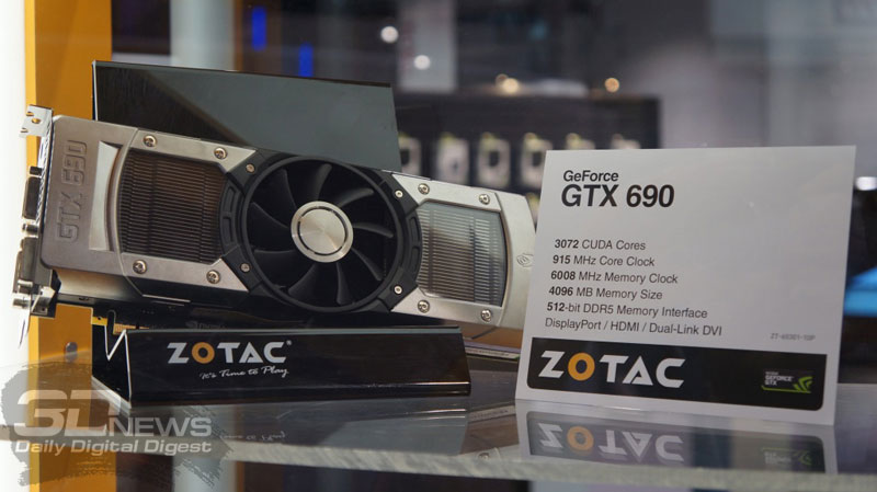 ZOTAC GeForce GTX 690