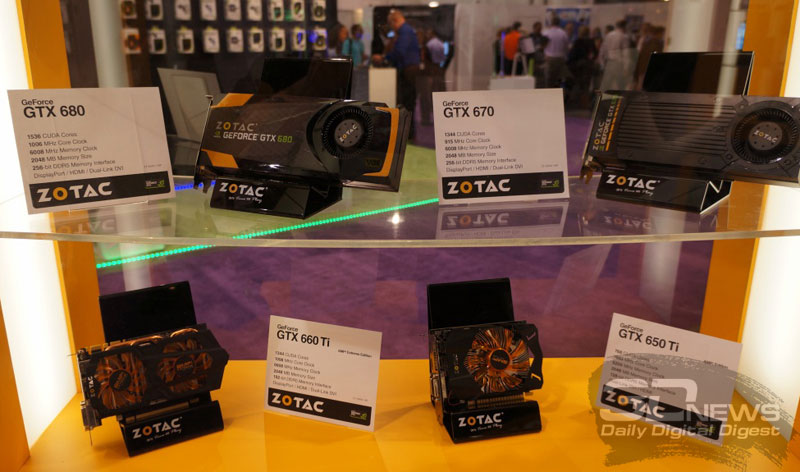 ZOTAC Graphics Cards