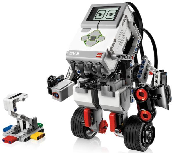 Инструкции по сборке lego mindstorms