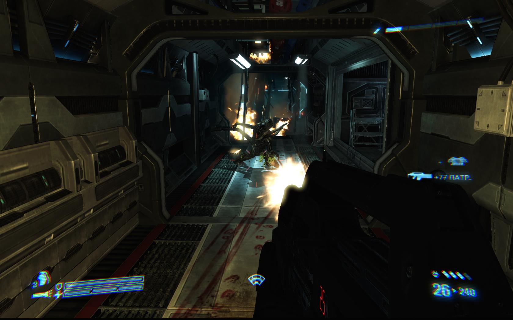 Скачать игру на компьютер aliens colonial marines
