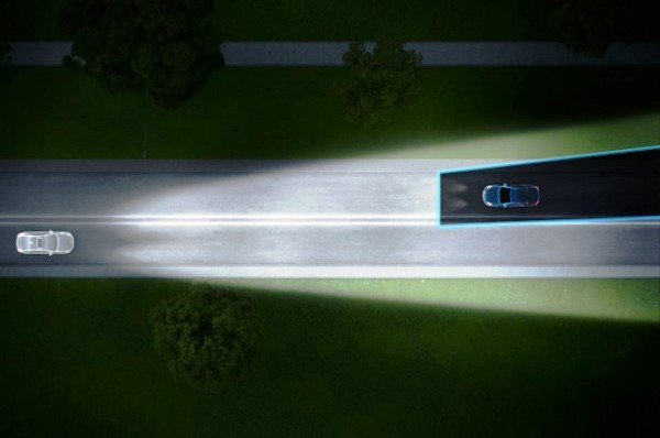 Volvo Active High Beam Control