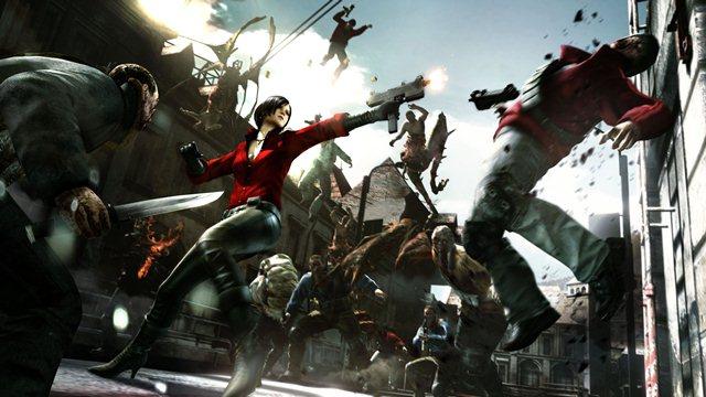 скачать бесплатно игру на компьютер Resident Evil 6 через торрент - фото 2