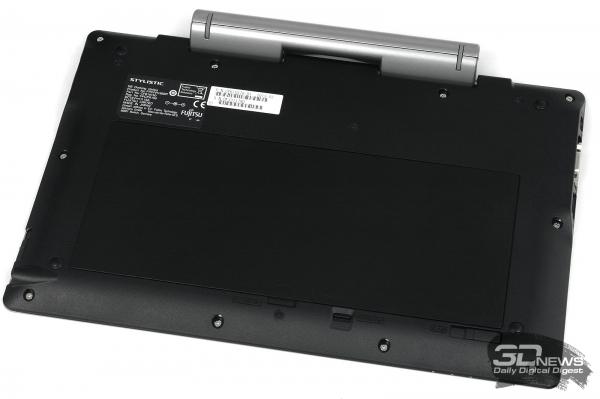 Клавиатура Fujitsu Stylistic Q702 обратная сторона