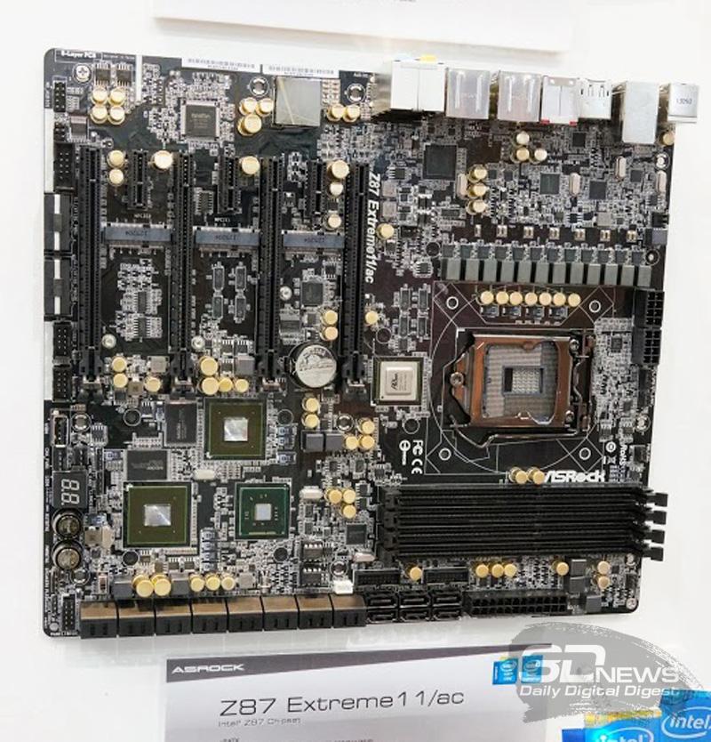 ASRock Z87iCafe4 Realtek Audio Driver for Mac