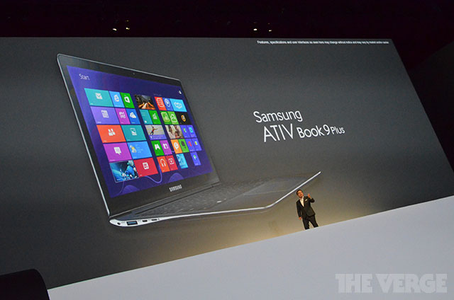 Samsung ATIV Book 9 Plus  и ATIV Book 9 Lite