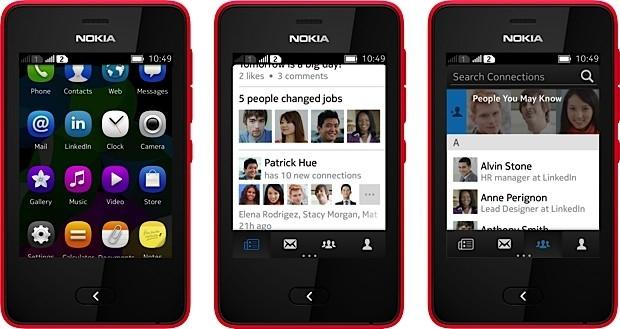 Nokia asha 306 приложения