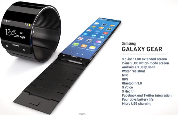 Вам точно нужно: умные часы Samsung Galaxy Watch цвета розового золота изоражения