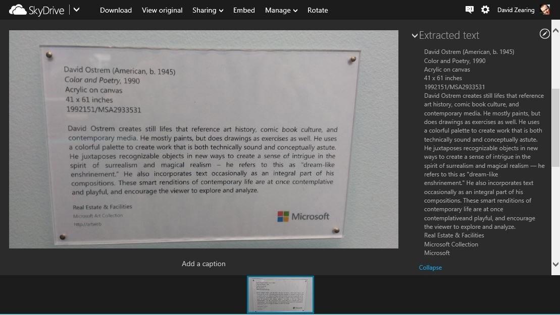 Программа для распознавания текста на фотографиях