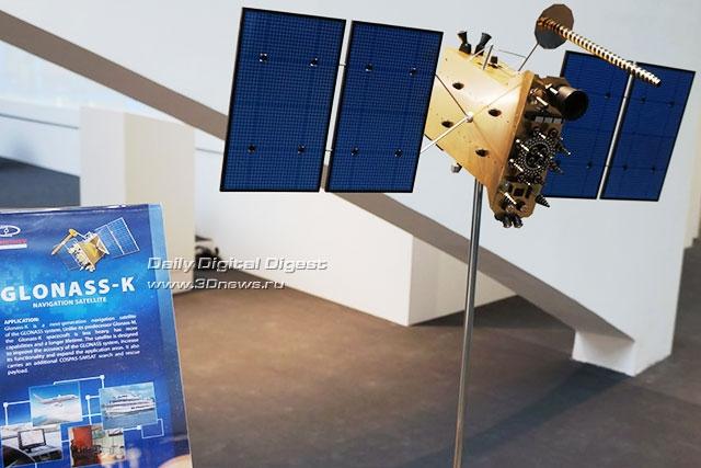 Для управления полётами на Луну может быть применена система ГЛОНАСС