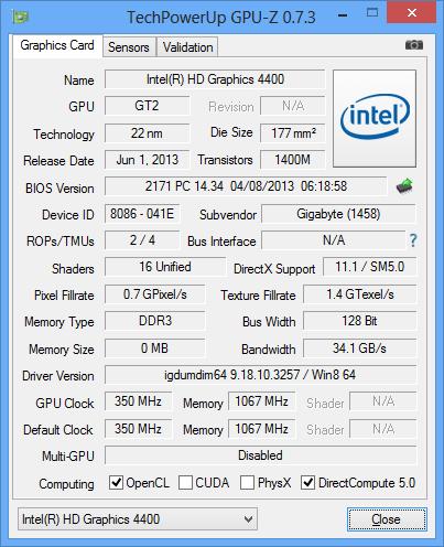 Intel R Hd Graphics 4400 драйвер скачать с официального сайта - фото 9