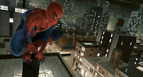 игра человек паук 2014 скачать торрент