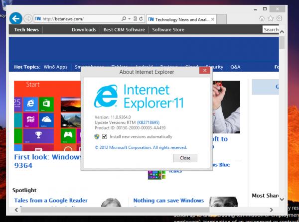 Google ie 11 - Open office 64 bit windows 8 ...