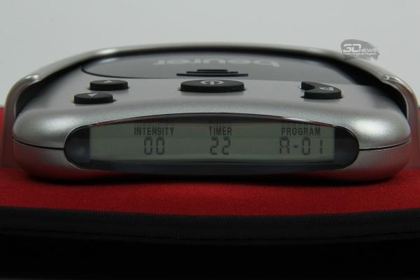 Стимулятор мышц живота Beurer EM30: как это работает